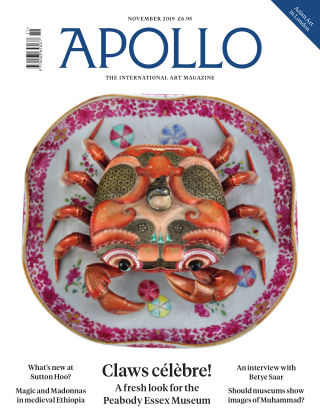 Apollo Magazine November 2019