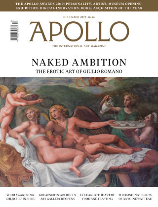 Apollo Magazine December 2019