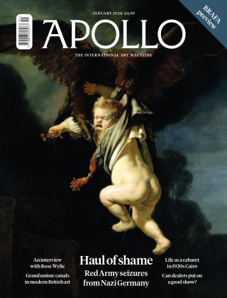 Apollo Magazine January 2020