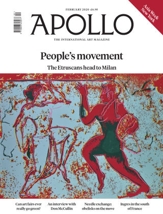 Apollo Magazine February 2020