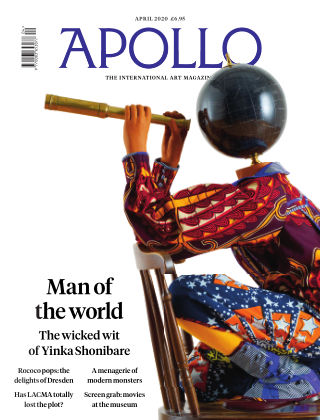 Apollo Magazine April 2020