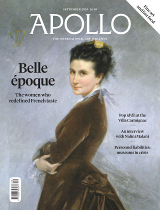 Apollo Magazine September 2020