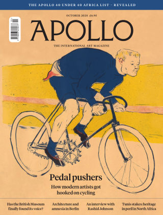 Apollo Magazine October 2020