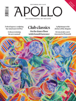 Apollo Magazine November