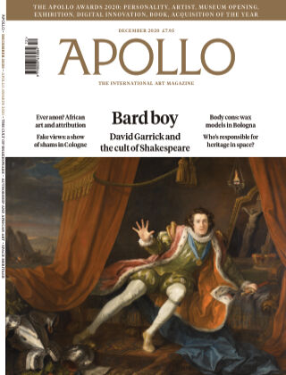 Apollo Magazine December 2020