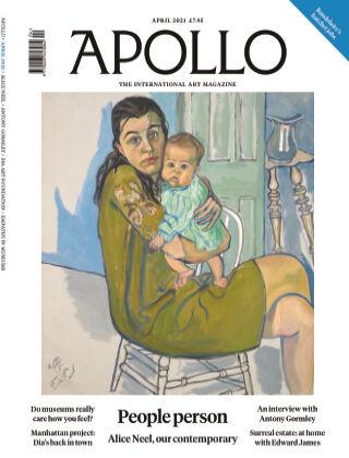 Apollo Magazine April 2021