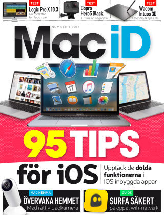 Mac iD (Inga nya utgåvor) 2017-05-20