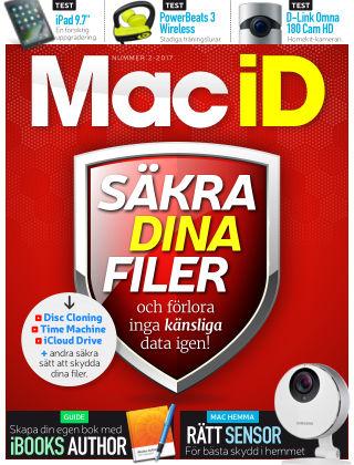 Mac iD (Inga nya utgåvor) 2017-06-30