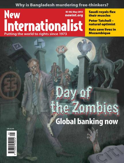 New Internationalist April 22, 2015 00:00