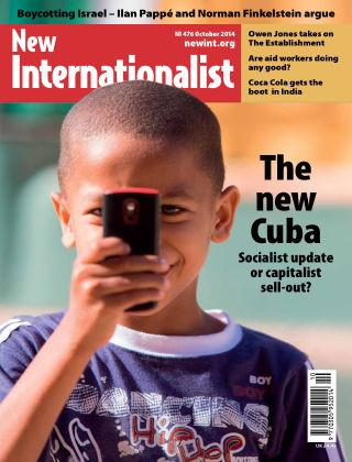 New Internationalist October 2014