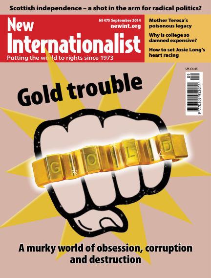 New Internationalist August 20, 2014 00:00