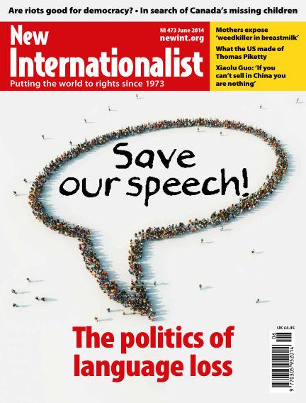New Internationalist May 21, 2014 00:00