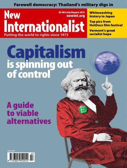 New Internationalist July 01, 2015 00:00