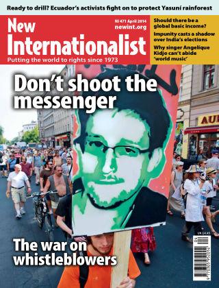 New Internationalist April 2014