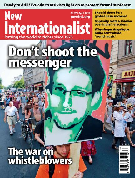 New Internationalist March 19, 2014 00:00