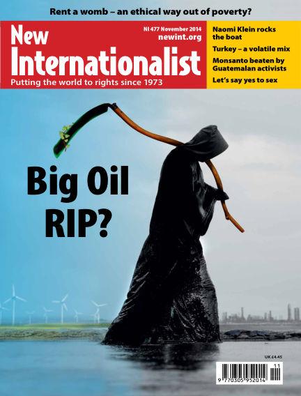 New Internationalist October 22, 2014 00:00