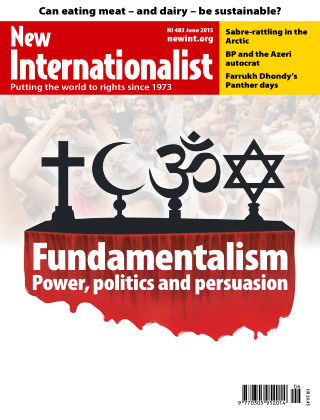 New Internationalist June 2015