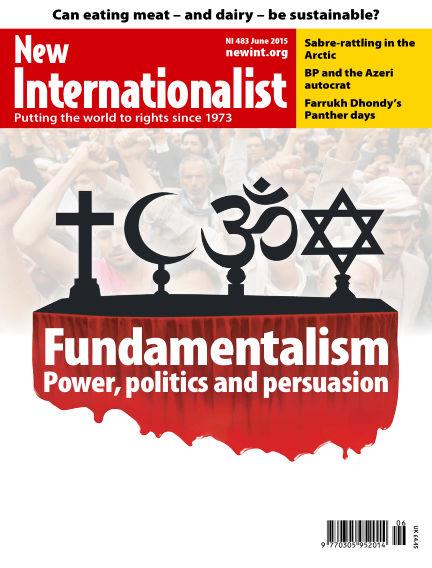 New Internationalist May 20, 2015 00:00