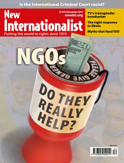 New Internationalist November 19, 2014 00:00