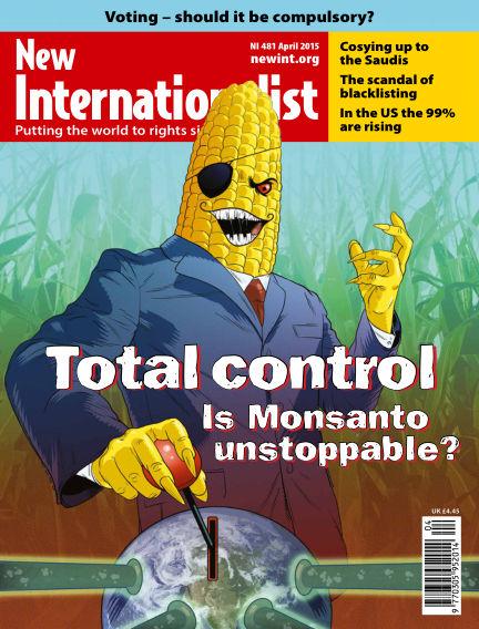 New Internationalist March 20, 2015 00:00