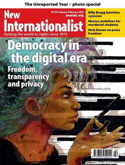 New Internationalist January 07, 2015 00:00