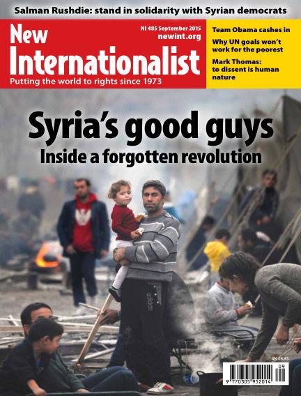 New Internationalist August 19, 2015 00:00
