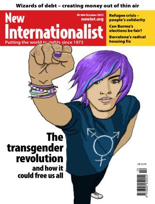 New Internationalist Oct 2015