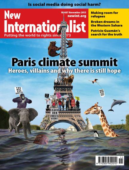 New Internationalist October 21, 2015 00:00