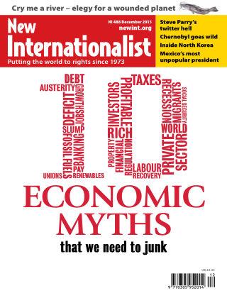 New Internationalist Dec 2015