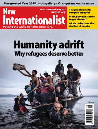 New Internationalist Jan-Feb 2016
