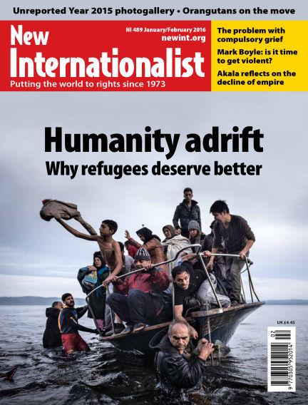 New Internationalist January 07, 2016 00:00