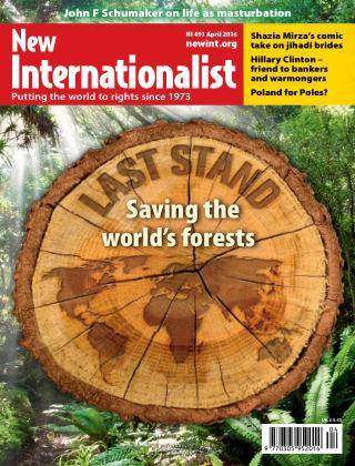 New Internationalist Forest Issue