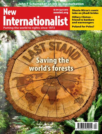 New Internationalist April 08, 2016 00:00