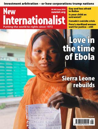 New Internationalist After Ebola