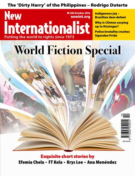 New Internationalist September 21, 2016 00:00