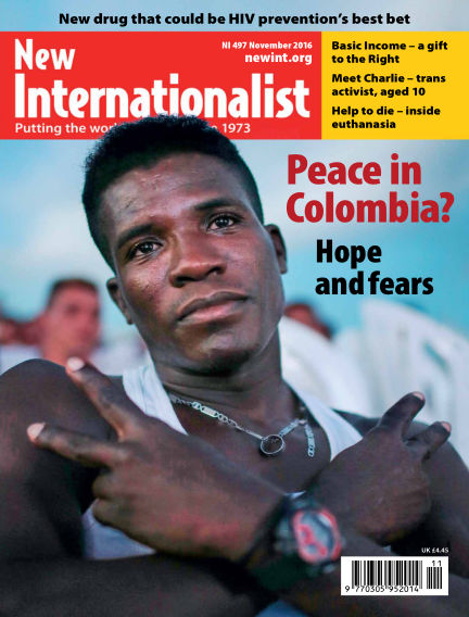 New Internationalist October 19, 2016 00:00