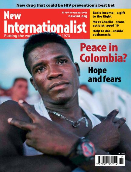 New Internationalist October 19, 2016 00:00