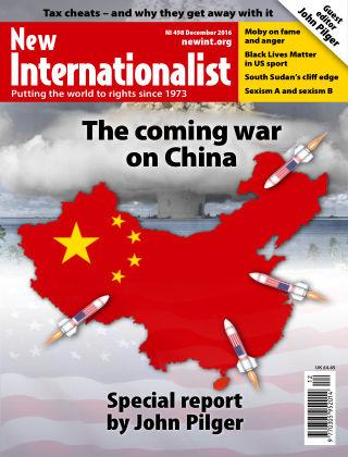 New Internationalist December 2016