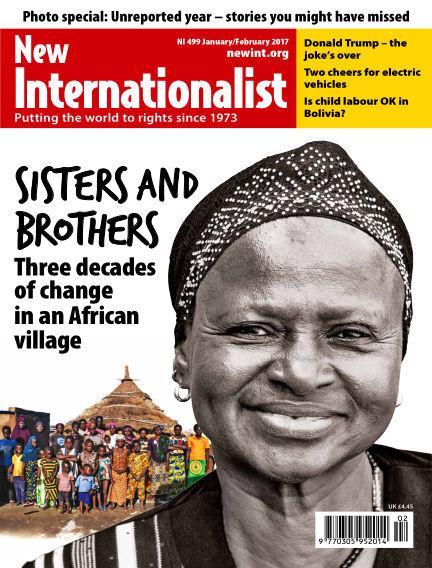 New Internationalist January 04, 2017 00:00
