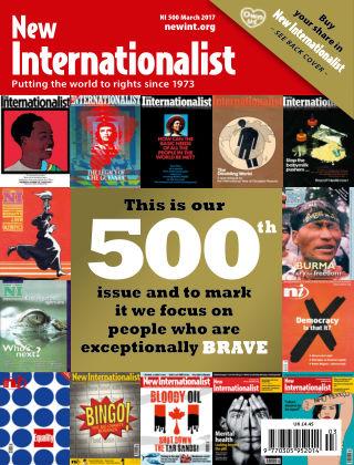 New Internationalist March 2017
