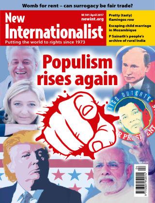 New Internationalist April 2017