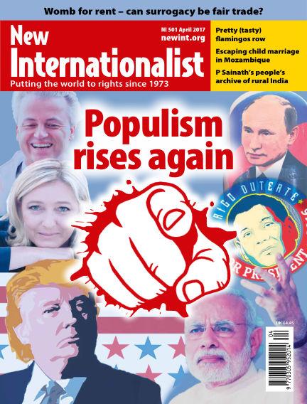 New Internationalist March 22, 2017 00:00