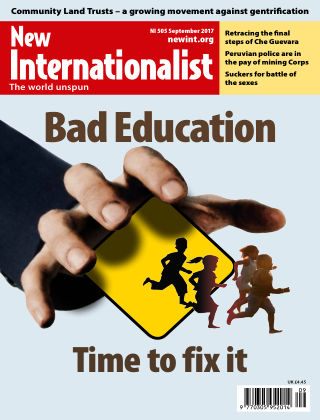 New Internationalist September 2017