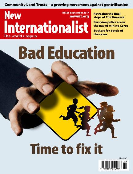 New Internationalist August 23, 2017 00:00