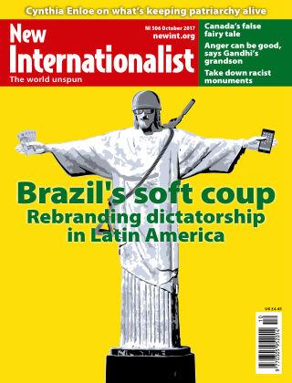 New Internationalist October 2017