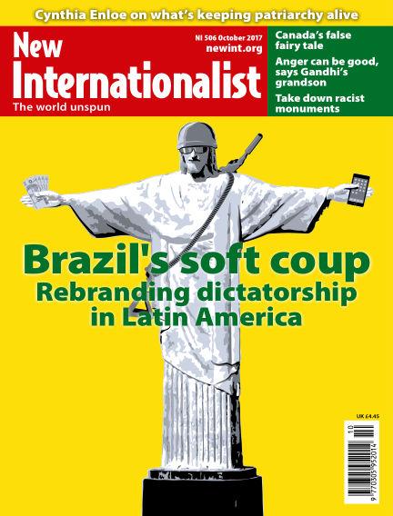 New Internationalist September 20, 2017 00:00