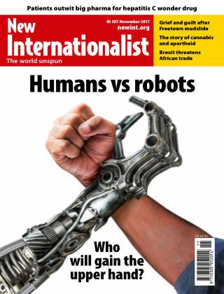 New Internationalist November 2017