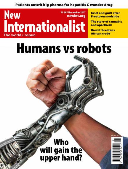 New Internationalist October 18, 2017 00:00