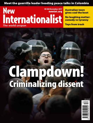 New Internationalist December 2017
