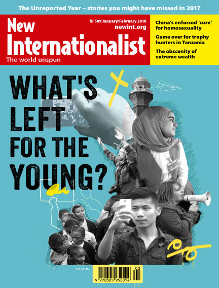 New Internationalist January 04, 2018 00:00